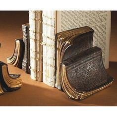 Book ends disguised as books!