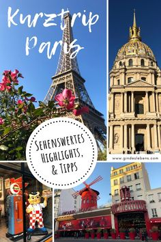 Paris sights, highlights, tips for a weekend - - Restaurants In Paris, Hotel Paris, Paris Hotels, Attraction, Paris Landmarks, Sites Touristiques, Reisen In Europa, Royal Residence, Places To Go