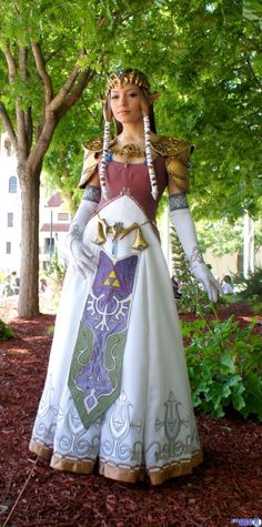 Princess Zelda - The Legend of Zelda: Twilight Princess; cosplay