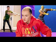 """""""Backpack Kid Judges Fortnite """"Floss"""" Dances The Backpack Kid, creator of the viral dance """"The Floss"""" judges people doing his dance from The Dance Challenge. Funny Cat Videos, Funny Memes, Smile Meme, Viral Dance, Dance Dance Revolution, Dance Games, Family Video, People Dancing, Video Game News"""