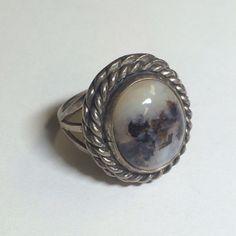 Vintage Sterling Silver 1960s ring Vintage ring from the 1960s. Sterling silver. Size 6 Vintage Jewelry Rings