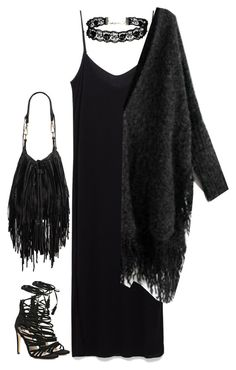 """""""Untitled #2602"""" by officialnat ❤ liked on Polyvore featuring River Island, AllSaints and ASOS"""