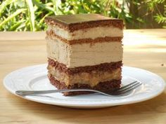 Chocolate, café y queso Polish Desserts, Polish Recipes, Polish Food, Poke Cakes, Lava Cakes, Sweet Recipes, Cake Recipes, Gingerbread Cake, Brownie Cake