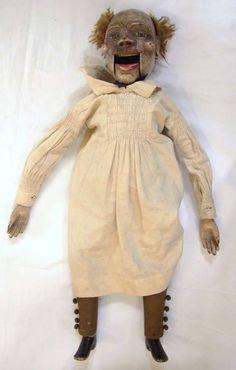Antique Ventriloquists Dummy