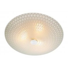 The Lighting Book COLBY circular flush ceiling light for low ceilings