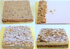 Krispie Treats, Collection, Food, Kitchens, Individual Cakes, Meal, Eten, Meals