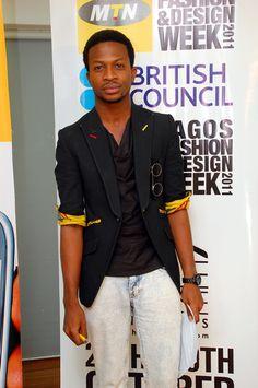 Menswear Designer Adebayo Oke-Lawal of Orange Culture