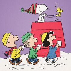 Christmas carolling