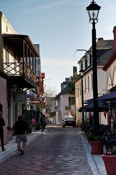 St. Augustine: One of the best family vacation spots in Florida