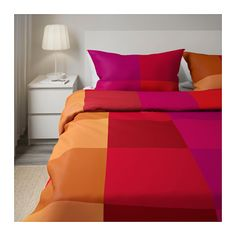 BRUNKRISSLA Duvet cover and pillowcase(s) - Full/Queen (Double/Queen) - IKEA