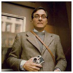 Photographer William Eggleston