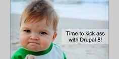 Drupal baby