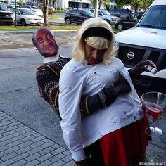 Bill Cosby -asu Halloweeniksi