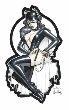 Catwoman - Mario Chavez