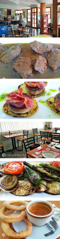 Tapas Caseras y demás | La Llimera | Zona Ayuntamiento | #Altea #restaurante #mediterraneo #comer_en_altea