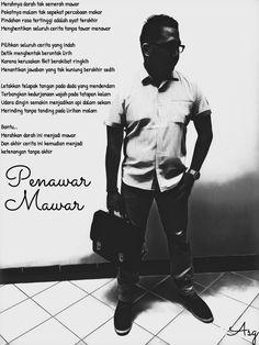 Jakarta, Puisi Monokrom l Penawar Rasa -ASG-