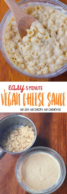 This velvety vegan cheese sauce is ultra creamy, deliciously cheesy, & super low in fat and calories... You're going to want to put it on everything! | Chocolate Covered Katie