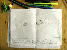 Klaus von Mirbach: writing, drawing, storytelling, make books