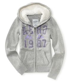Aero 1987 Full-Zip Hoodie i want this in purple... lol. i wish i had monies XD