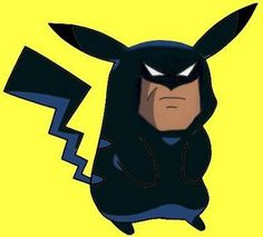 batman and pikachu? Funny Pokemon Pictures, Pokemon Funny, Pokemon Pins, Overwatch Funny Comic, Im Batman, Real Batman, Funny Batman, Mini Games, Cultura Pop