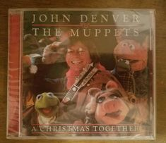 A Christmas Together: by John Denver/The Muppets 2008 #Christmas