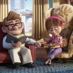 gifts animasi How Well Do You Know Disney Romantic Relationships The Effective Pictures We Of Disney Movie Up, Walt Disney, Up The Movie, Disney Pixar Movies, Cute Couple Selfies, Cute Couple Art, Up Carl Y Ellie, Up Imagenes, Up 2009