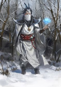 Fantasy Art #Warriors