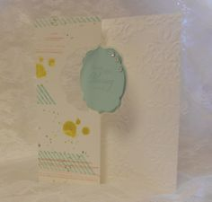 Gorgeous Grunge Label Thinlits Card