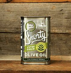 California Grown Extra Virgin Olive Oil www.otherbrotherco.com