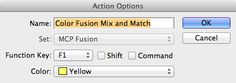 Speed Up Your Editing Process With Actions, AutoLoader and Shortcut Keys