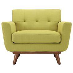 Wheatgrass Engage Armchair