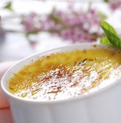 Portuguese Vanilla Creme Brulee - Easy Portuguese Recipes