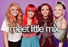Meet Little Mix.