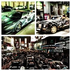 @Gumball 3000 Cars