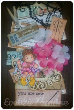 "Tag ""You Are Sew Sweet"". | Meninas de Papel"