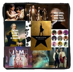 """Hamilton; the musical"" by melody-of-gallifrey ❤ liked on Polyvore featuring art and MellieAesthetic"