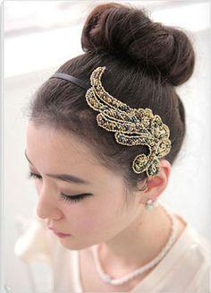 Hairband Vintage Style`