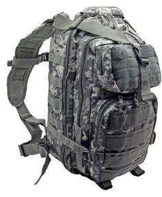 Tactical Backpacks - Pin it :-) Follow Us :-)) zCamping.com is your Camping Product Gallery ;) CLICK IMAGE TWICE for Pricing and Info :) SEE A LARGER SELECTION of tactical backpacks  at http://zcamping.com/category/camping-categories/camping-backpacks/tactical-backpacks/ -  tactical, hunting, bags, camping, backpacks, camping gear -  LEVEL III TACTICAL BACKPACK – ACU DIGITAL CAMO- MOLLE STRAPS « zCamping.com