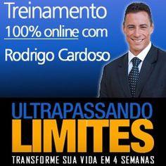 Ultrapassando Limites Vai começar a 6ª Edição da Jornada do Ultrapassando Limites de Rodrigo Cardoso! Cadastre-se gratuitamente e participe!