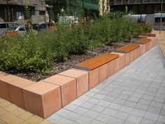 mmcité - products - park benches - forma