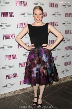 Emma Myles Opening night of Scott Organ's 'Phoenix' at the Cherry Lane Theatre http://icelebz.com/events/opening_night_of_scott_organ_s_phoenix_at_the_cherry_lane_theatre/photo3.html