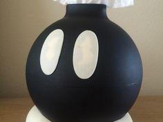 Bob-omb Tissue Holder by omgpuppy - Thingiverse