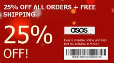 Fashion, style is a fad created by us! ASOS is the ultimate one-stop fashion destination #AsosPromoCode #Hellocoupons #Asos