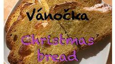 CZECH BRAIDED CHRISTMAS BREAD - recipe including braiding | VÁNOČKA - recept + PLETENÍ z 8 PRAMENŮ |   PK stuff&fun - YouTube - YouTube