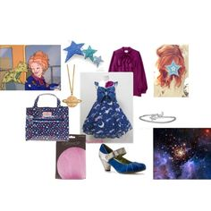 """Ms. Frizzle lolita"" by pearmaiden on Polyvore"