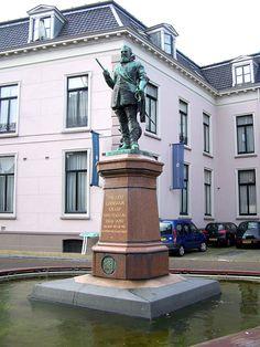 Us Heit, Hofplein, Leeuwarden, Friesland. The Netherlands