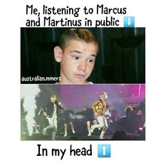 No me listening to Marcus and martinus is always the bottom one no matter where I am ❤️❤️❤️ Dream Boyfriend, Funny Memes, Jokes, Back Off, Keep Calm And Love, My Boys, True Love, Norway, Knowing You