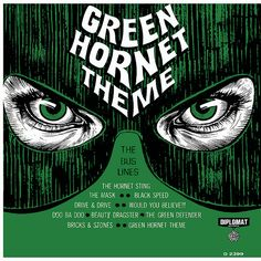 The Bus Lines - The Green Hornet