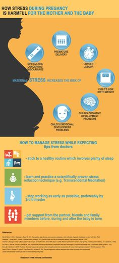 How Stress During Pregnancy is Harmful For Both Mom and Baby Infographic - Baby Stuff Weekly Stress And Pregnancy, Pregnancy Quotes, Pregnancy Advice, Pregnancy Nutrition, Pregnancy Health, Emotional Development, Child Development, Baby Infographic, Health Infographics