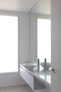 minimalist bathroom sink design interior